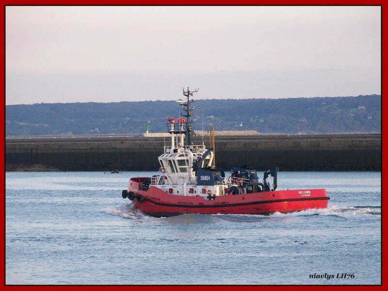 Le SD Loire entre au Havre
