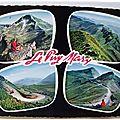 Puy Mary - cirque de Mandailles datée 1966