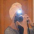 Un turban sèche cheveux, et son tuto...