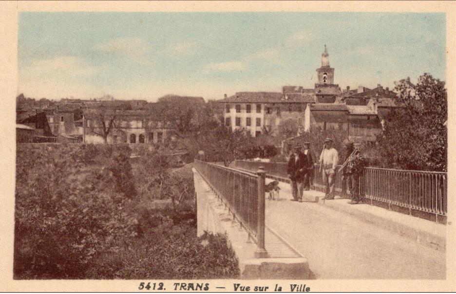 Trans en Provence-Le Pont de La Motte
