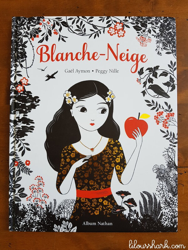 Blanche Neige Nathan