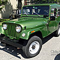 Jeep cj6 (metal full cab)-1972