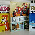 3 livres d'Alain Gr�