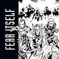 Panini hors collection fear itself par fraction & immonen noir & blanc